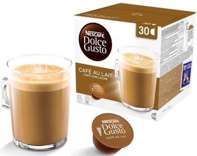 Nescafe Dolce Gusto кофе молочное Cafe Au Lait XXL