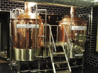 Линия для производства пива