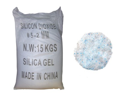 Наполнитель силиконовый Кота мешок 15кг Мелкая Пыль
