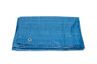 Krycia plachta - Celta - Plávajúca plachta 8x12 modrá Tania