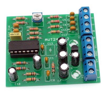 AVT2449   Filtr do subwoofera