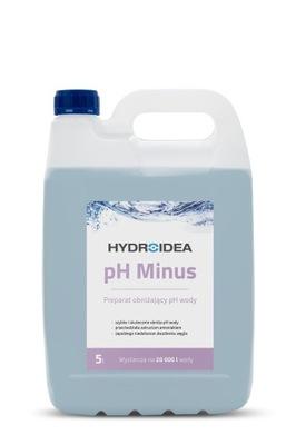 HYDROIDEA pH Mínus 5 KG