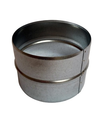 Konektor interného 205 mm spiro potrubia hadice kapota