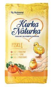 лисички NATURKA Корм NUTRENA ЦЫПЛЕНОК для кур-несушек, 25кг