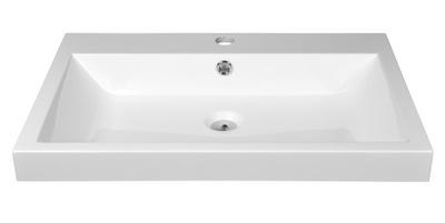 Exkluzívne Umývadlo FONDU 60x40 vložené pr. PL