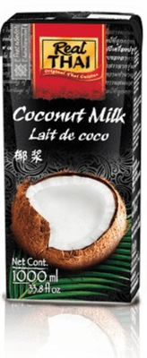 Молоко Instagram 1л Молочко Real Thai 1000 мл