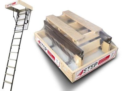 podkrovných 4STEP: STALLUX 32, 80x70 70x80