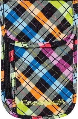Školký batoh, ruksak, aktovka -  COOLPACK PATIO SACHET NA PAPIEROVEJ PEŇAŽE