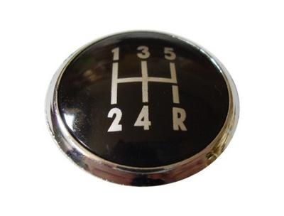 накладка эмблема рукоятки передач к vw passat b5 fl, фото 2