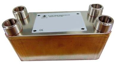 Doskový tepelný výmenník 40 dosky 5/4 85KW 116