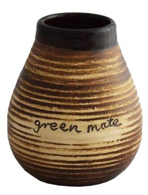 керамические бронза Медовые - Надпись Green Mate
