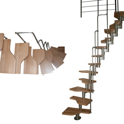 Schody modulárny CORA model MADI Plus 12 položiek