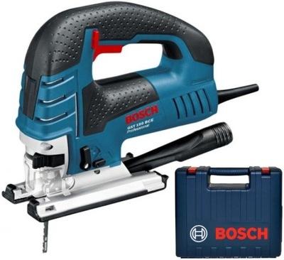 Priamočiara píla - Sklápač Bosch GST 150 BCE Profesionálna sada