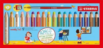 Ceruzky, strúhadlo Stabilo Woody robustný 18k sharpener