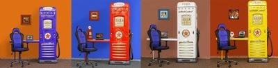 Дистрибьютор гардероб, детский письменный стол 4 ЦВЕТА