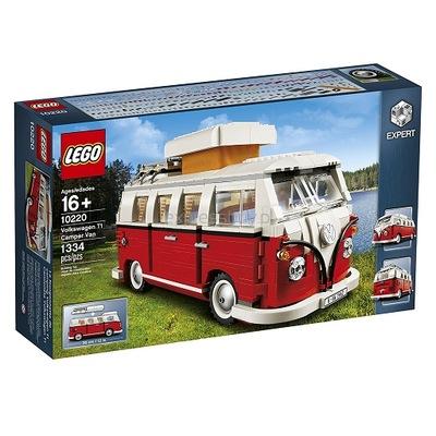 LEGO CREATOR 10220 Volkswagen T1 Karavanu