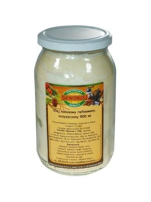 кокосовое масло рафинад 900ml от