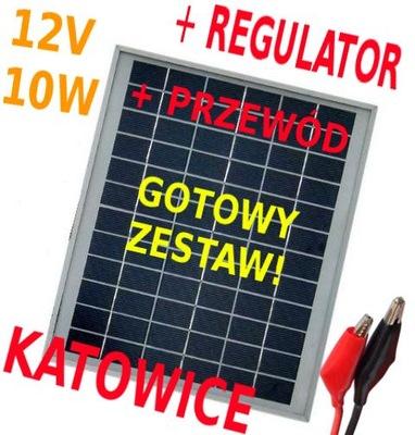 PASTUCH ELEKTRYCZNY SOLARNY ŁADOWARKA AKUMULATOR