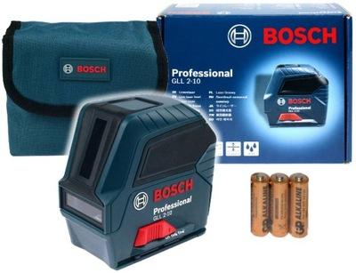 ЛАЗЕРНЫЙ ПЕРЕКРЕСТНЫЙ ГСЧ 2 -10 Bosch