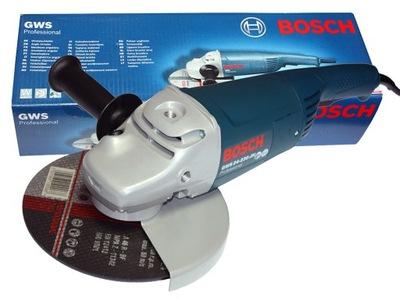 Brúska - Uhlová brúska 2400 W 230 mm GWS 24-230JH BOSCH