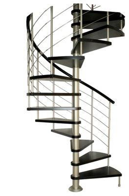 Točité schody, točité DUDA model Materiál 110 cm