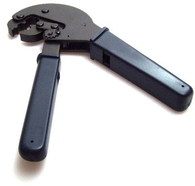 Zaciskarka Złącz Heksalna F zaciskany SW7 RG59 RG6