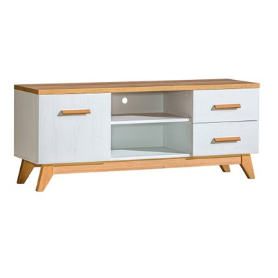 мебель СВЕН 5 скандинавская белая тумба RTV столик