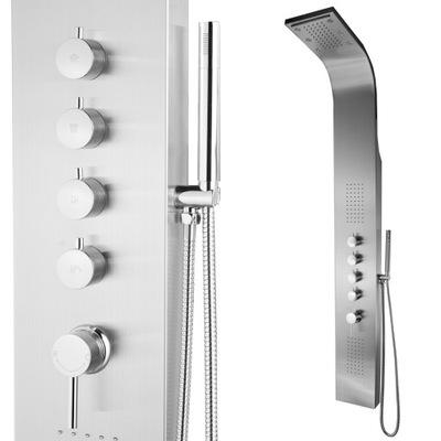 Sprcha - 839L LED SPRAY ŠÍŘKA LED ŠÍRKA 160x20