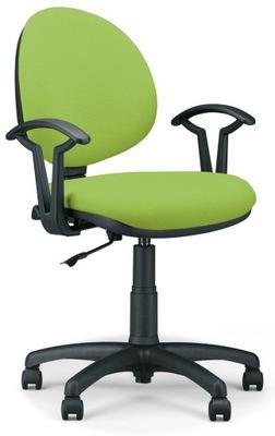 Smart stolička kancelárska otočná stolička FARBA