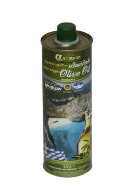 оливковое масло Оливковое масло 500 мл Греческий Закинф ARISTEON