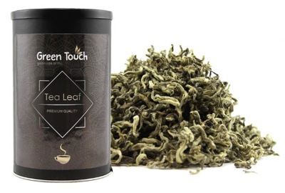 Green Touch Tea чай белая SNOW Dragon 50г туба