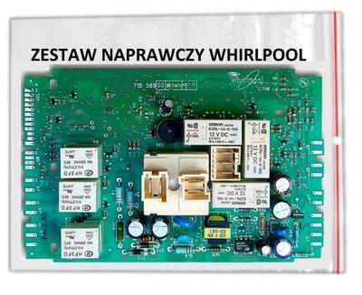 Zestaw naprawczy Whirlpool AWD AWE AWO LNK304