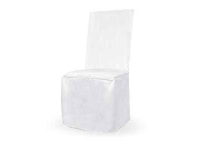 Pokrowiec na krzesło SATYNA ślub 1 szt.