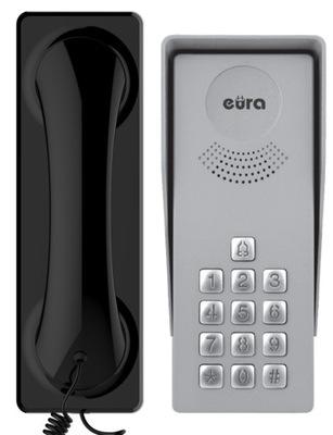 EURA dvere telefón pre jednu rodinu s SZYFRATOREM INGRESSO