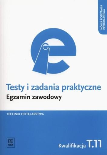 Testy I Zadania Praktyczne Technik Hotelarstwa Egz 7373781322