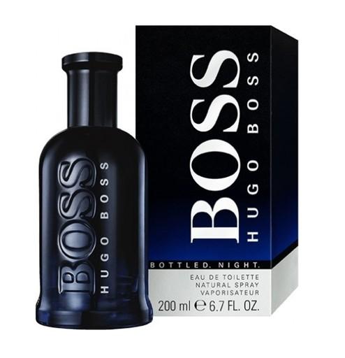 Hugo Boss Bottled Night 200 ml EDT