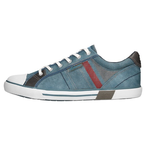 ff705aef Wygodne buty męskie s.Oliver tenisówki casual r 45 7573985682 ...