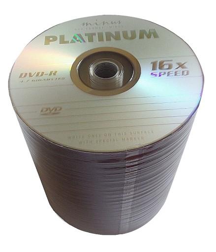 Płyty DVD-R Platinum Poland DVD-R PLATINUM 4,7GB