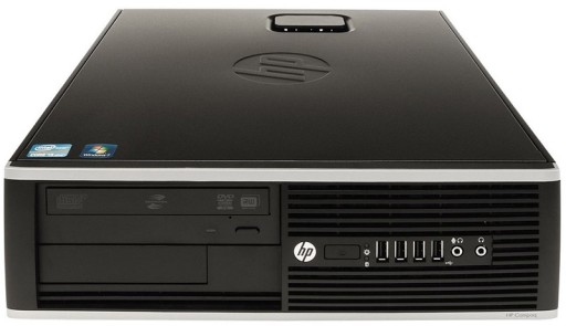 Komputer HP Elite 8200 i5 4x3,4 4GB WiFi Win7 FV