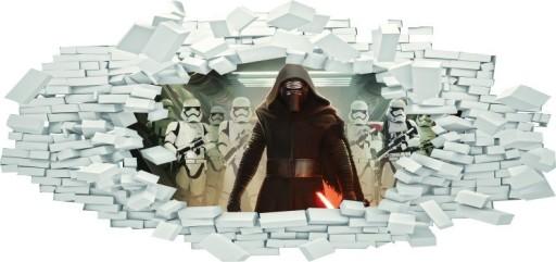 Naklejki Na Sciane Dziura W Scianie Star Wars 3 6492133889 Allegro Pl