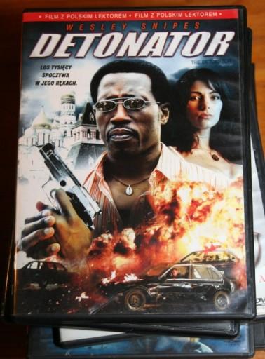 DETONATOR         DVD