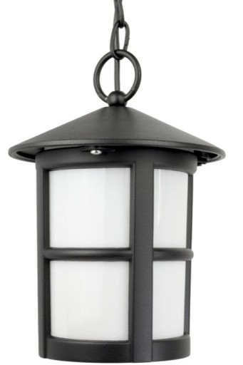 wiszące lampy ogrodowe