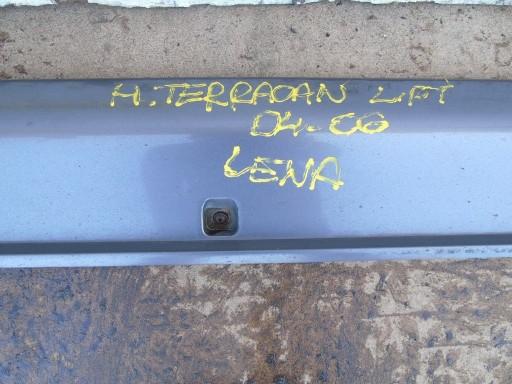 Hyundai Terracan lift 05- listwa progowa lewa