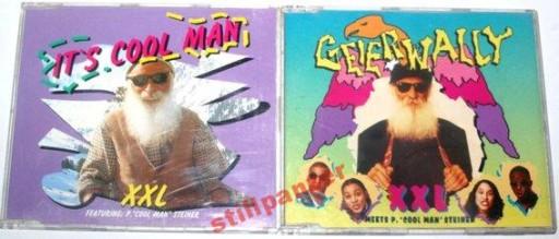XXL - GEIERWALLY / IT'S COOL MAN - 2 x MAXI CD