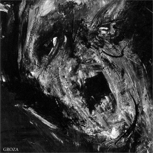 Mgła ''Groza'' CD 2008