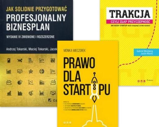 ef06866e057a7 Jak przygotować biznesplan startup Trakcja firma 7487052276 - Allegro.pl