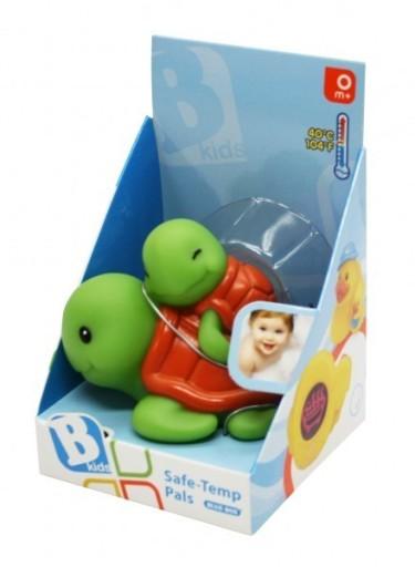 B-Kids 078672 Żółwik, termometr do kąpieli