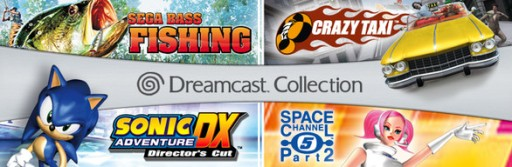 Dreamcast Collection 4gry steam KOD
