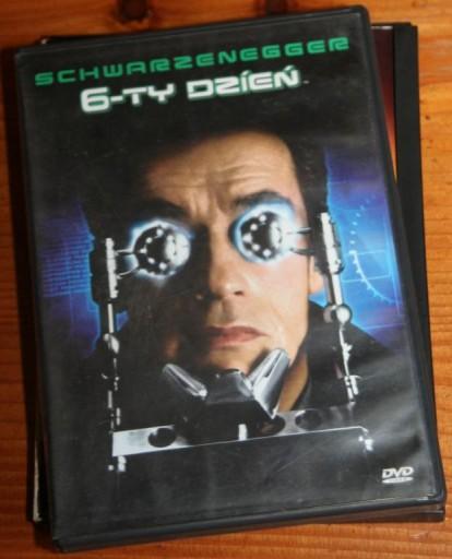 6-TY DZIEŃ   DVD