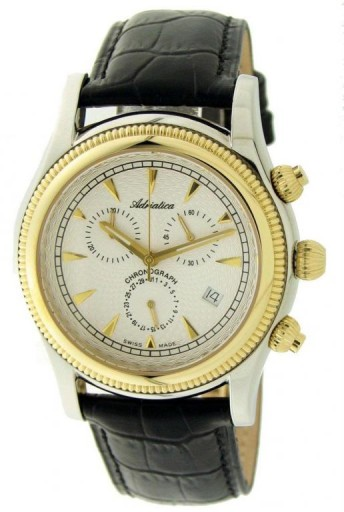 Adriatica A8124.2213CH zegarek męski Chronograf